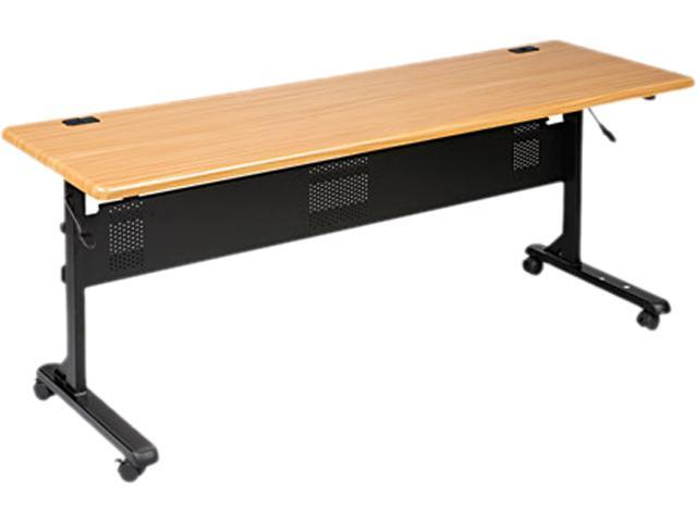 BALT 89864 Flipper Training Table Base, Flipping L-Leg, 72w x 24d x 29-1/2h, Black, Top Sold Separately, Part# of Top is BLT89863.