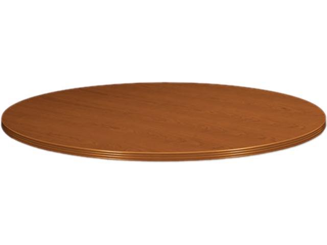 basyx BW42HH BW Veneer Series Round Conference Table Top, 42