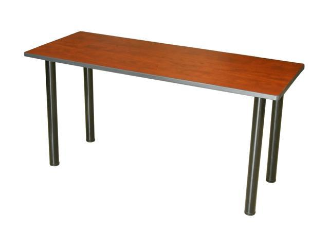 Boss NTT2436-C Training Table Tops with Grommet 36W X 24D inch Cherry, Table Tops Only, Cherry
