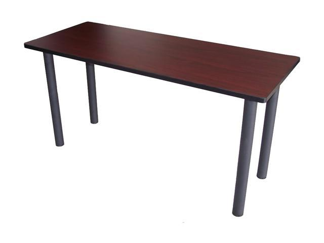 Boss NTT2436-M Boss Training Table 36 inch W X 24 inch D Mahogany