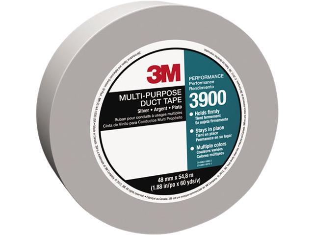 3M 3900 Poly-Coated Cloth Duct Tape, General Maintenance, 2