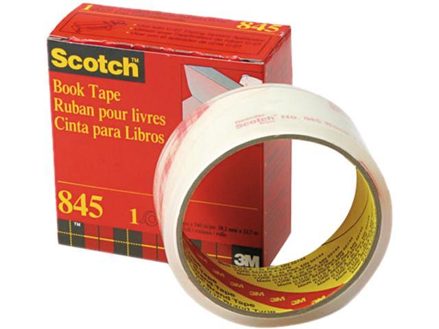 Scotch 845-1-1/2 Book Repair Tape, 1-1/2