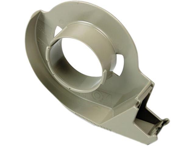 """Scotch H12 H12 Filament Tape Hand Dispenser, 3"""" core, High-Impact Plastic, Putty"""
