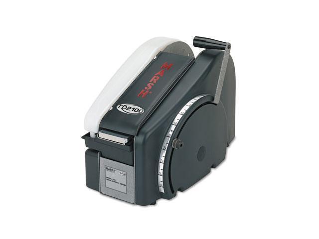 United Facility Supply 899862 Manual Tape Dispenser For Gummed Tape w/48-oz Reservoir, Steel Blades, Black