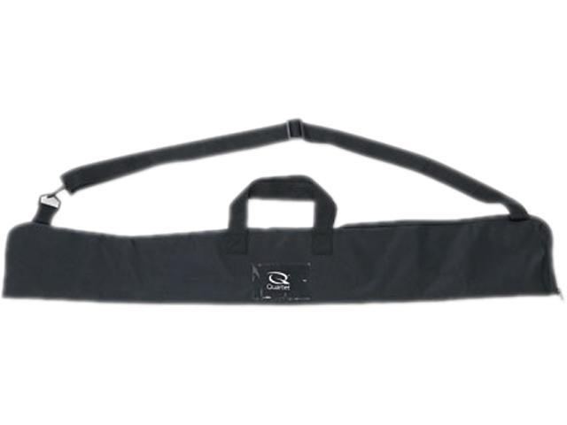 Quartet 156355 Display Easel Carrying Case, 18 1/4w x 1 1/2d x 6 1/2h, Nylon, Black