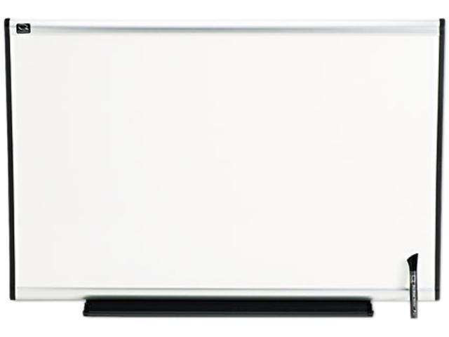 Quartet TE543A Total Dry Erase Board, 36 x 24, White, Gray Aluminum Frame