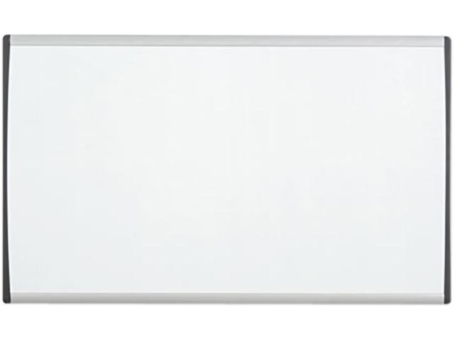 Quartet ARC1411 Magnetic Dry Erase Board, Painted Steel, 11 x 14, White/Aluminum Frame