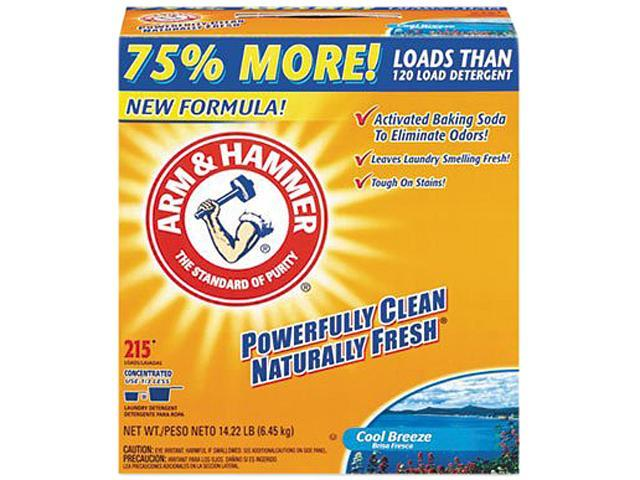 Arm & Hammer CDC 33200-06522 Laundry Detergent