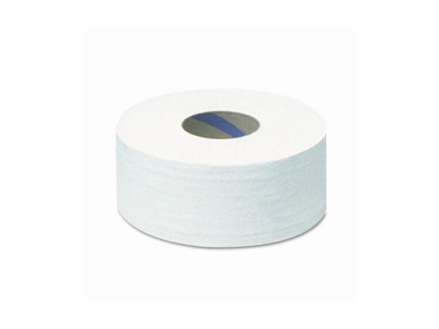 "KIMBERLY-CLARK PROFESSIONAL* 07827 SCOTT Jumbo Roll Bathroom Tissue, 2-Ply, 12"" dia, 2000 ft, 6 Rolls/Carton"