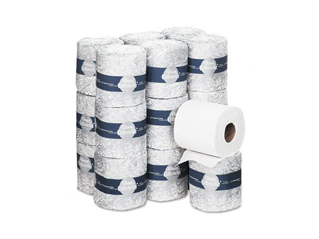 KIMBERLY-CLARK PROFESSIONAL* 13135 KLEENEX COTTONELLE Two-Ply Bathroom Tissue, 505 Sheets/Roll, 20 Rolls/Carton