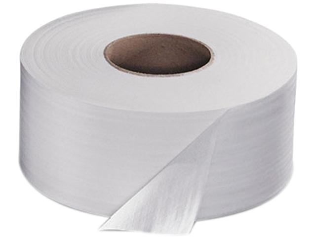 Tork TJ0921A Soft, 2-Ply Toilet Tissue, 1000-Ft Roll, 12 Rolls/Carton, WE