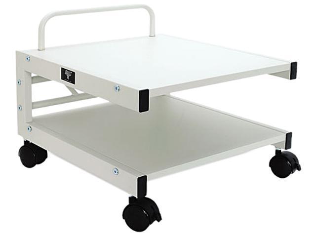 BALT 27501 Low Profile Mobile Printer Stand, 17w x 17d x 14h, Gray