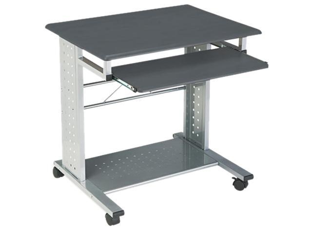 Mayline 945-ANT Eastwinds Empire Mobile PC Cart, 29¾w x 23½d x 29¾h, Anthracite