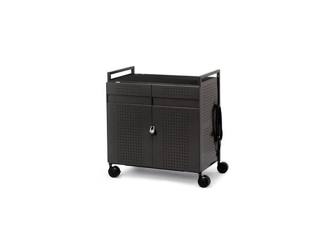 Bretford Basics NETBOOK32 Laptop Storage Mobile Cart