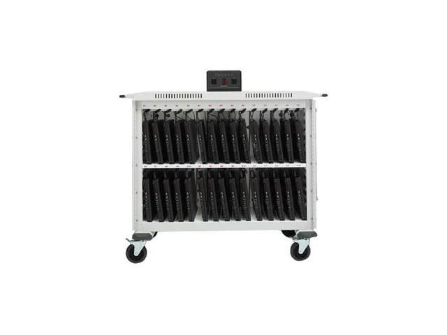 Bretford Basics LAP30ULV-CT Intelligent Laptop Cart