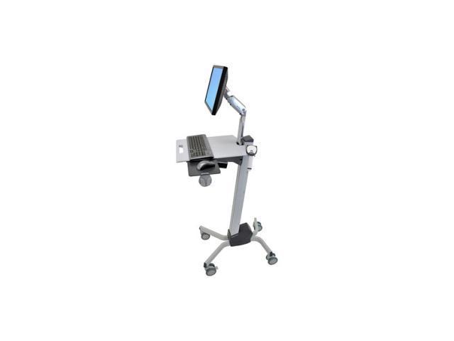 Ergotron Neo-Flex 24-206-214 LCD Cart - 26.01 lb CapacityTwo-tone Gray