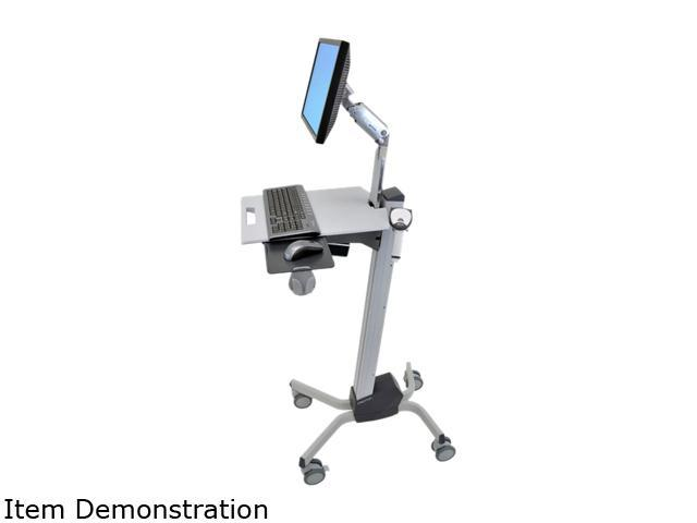 Ergotron Neo-Flex 24-206-214 LCD Monitor and Laptop Cart