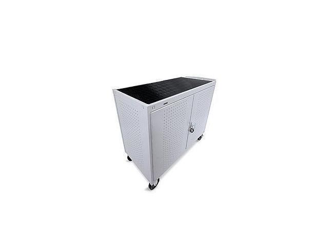 Bretford LAP24EBA-GM Welded Laptop Storage Cart