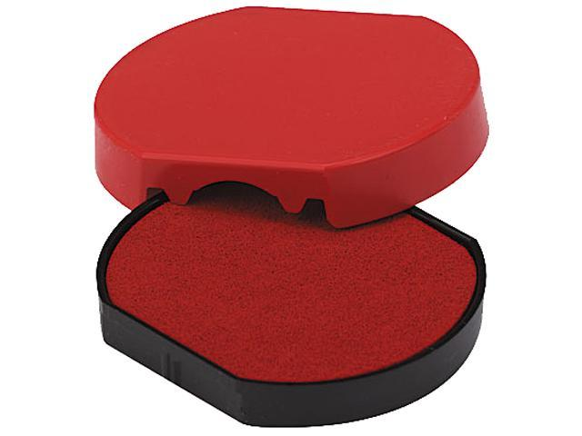 U. S. Stamp & Sign P46140RD Trodat T46140 Dater Replacement Pad, 1-5/8, Red