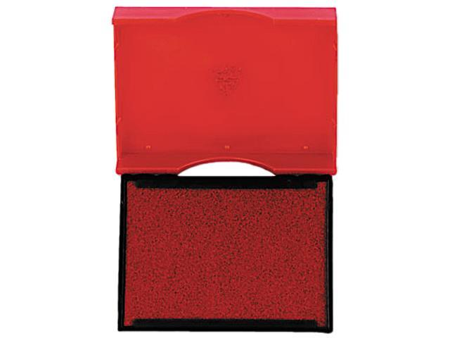 U. S. Stamp & Sign P4750RD Trodat T4750 Stamp Replacement Pad, 1 x 1-5/8, Red