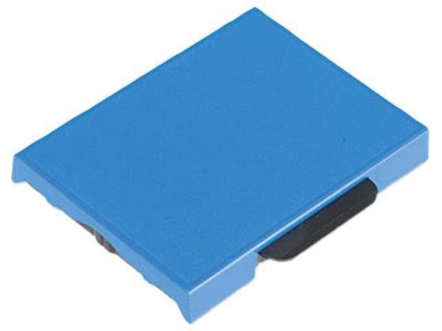 U. S. Stamp & Sign P5470BL T5470 Dater Replacement Ink Pad, 1-5/8 x 2-1/2, Blue