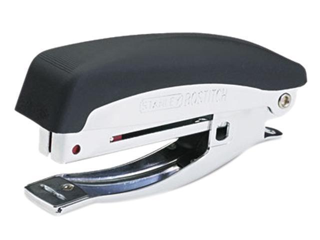 Stanley Bostitch 42100 Deluxe Hand Stapler, 20-Sheet Capacity, Black