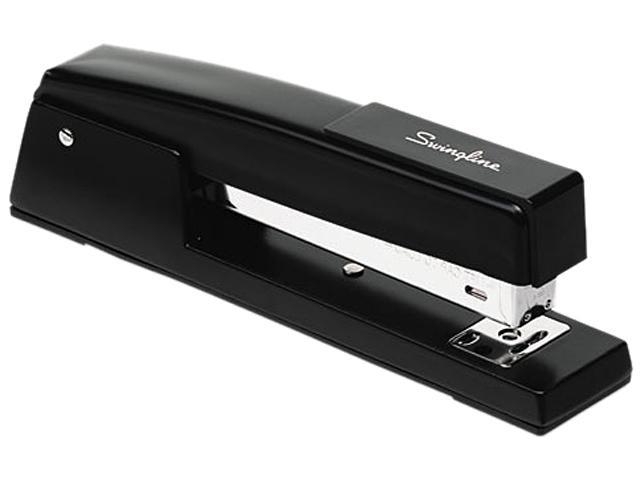 Swingline 74701 Classic 747 Full Strip Stapler, 20-Sheet Capacity, Black