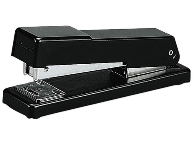 Swingline 78911 Compact Desk Stapler, 20-Sheet Capacity, Black