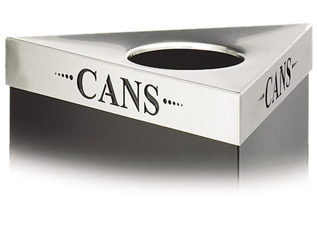 Safco 9560CZ Trifecta Waste Receptacle Lid, Laser Cut