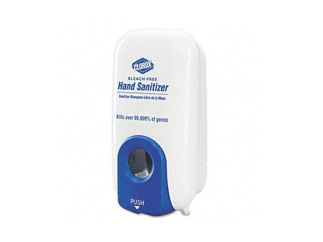 Clorox 01752 Hand Sanitizer Dispenser, 1000-ml