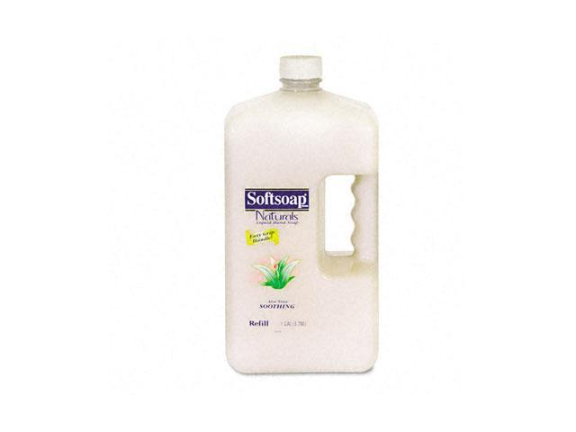 Softsoap 01900EA Moisturizing Hand Soap w/Aloe, Liquid, 1 gal Refill Bottle