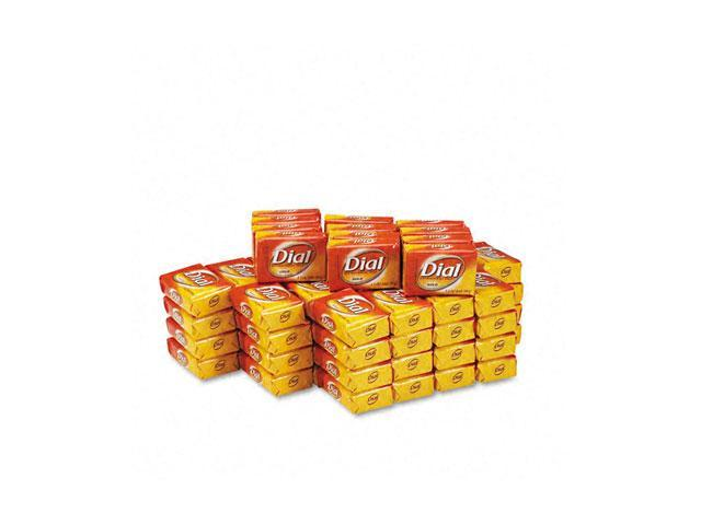 Dial 00910CT Gold Bar Soap, Fresh Bar, 3.5 oz Box, 72/Carton