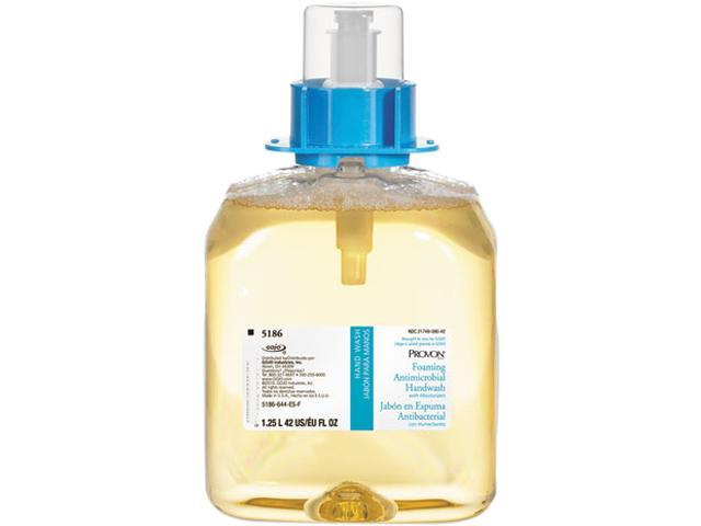 GOJO 5186-03 FMX-12 Foam Handwash, Moisturizer, Light Floral, FMX-12 Dispenser, 1250ml Pump