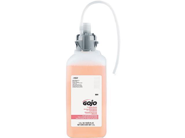 GOJO 8561-02 CX & CXI Luxury Foam Hand Wash, Cranberry Liquid, 1500ml Refill