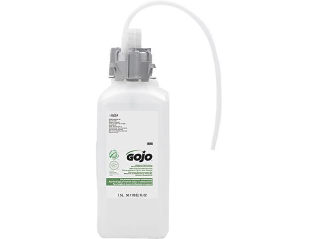GOJO 8565-02 CX & CXI Green Certified Foam Hand Cleaner, Unscented Foam, 1500ml Refill