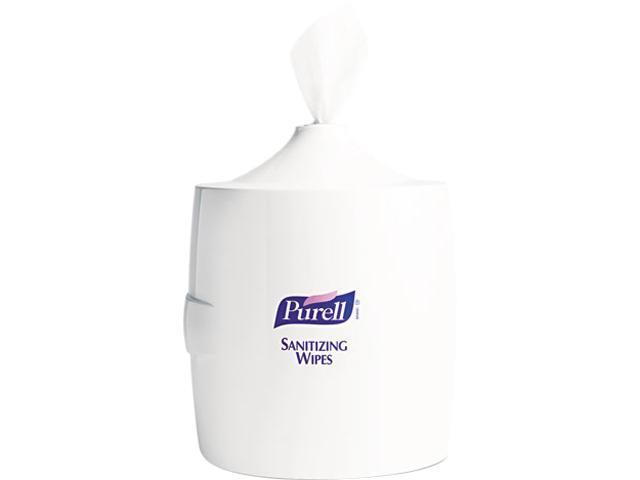 PURELL 9019-01 Hand Sanitizer Wipes Wall Mount Dispenser