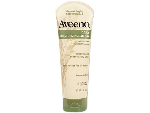 Aveeno Active Naturals 1078 Daily Moisturizing Lotion, 8-oz. Tube
