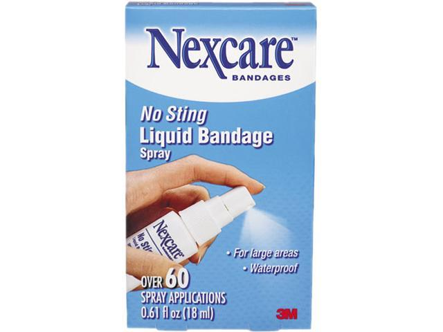 No-Sting Liquid Bandage Spray, .61 oz.