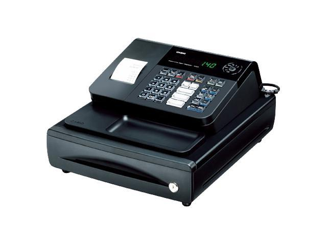 CASIO 140CR Cash Registers 20 departments along with 120 PLU's