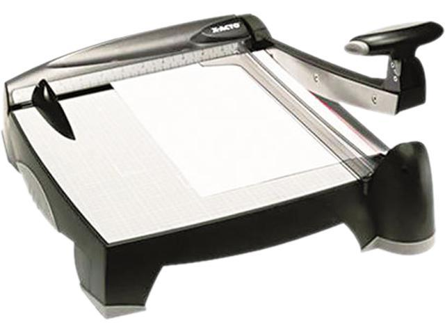 X-ACTO 26234 Laser Trimmer, 12 Sheets, Plastic Base, 12