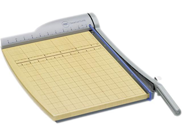 "Swingline 9115 ClassicCut Pro Paper Trimmer, 15 Sheets, Metal/Wood Composite Base, 12"" x 15"""