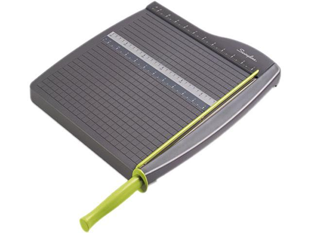 "Swingline 9312 ClassicCut Lite Paper Trimmer, 10 Sheets, Plastic Base, 13"" x 19 1/2"""