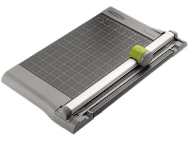 Swingline 9512 Pro Metal Rotary Trimmer,10 Sheets, Metal Base, 10 1/4