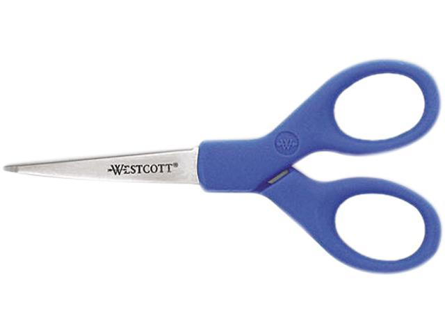 Westcott Preferred Line Steel Scissors, 5