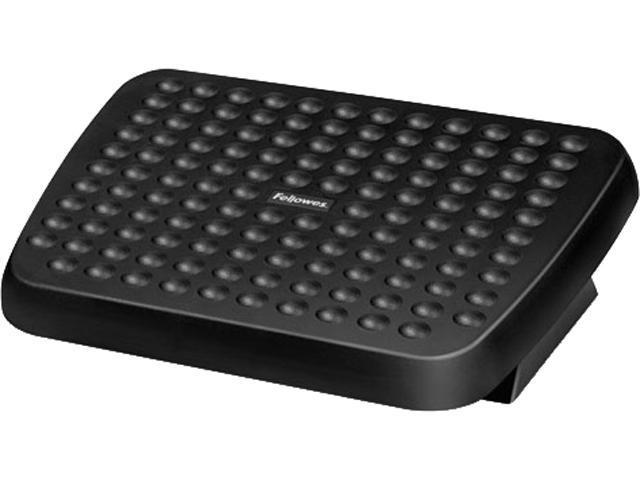Fellowes 48121 Standard Footrest, Adjustable, 17-5/8w x 13-1/8d x 3-3/4h, Graphite