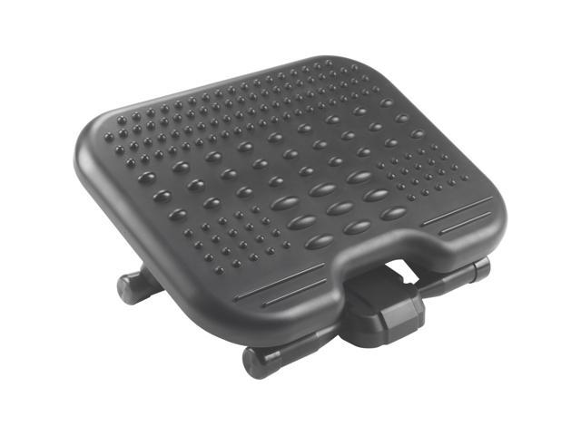 Kensington K56155US SoleMassage Exercising Footrest, 5 adjustable height settings, 30° tilt
