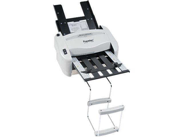 Martin Yale P7400 Model P7400 RapidFold Light-Duty Desktop AutoFolder, 4000 Sheets/Hour