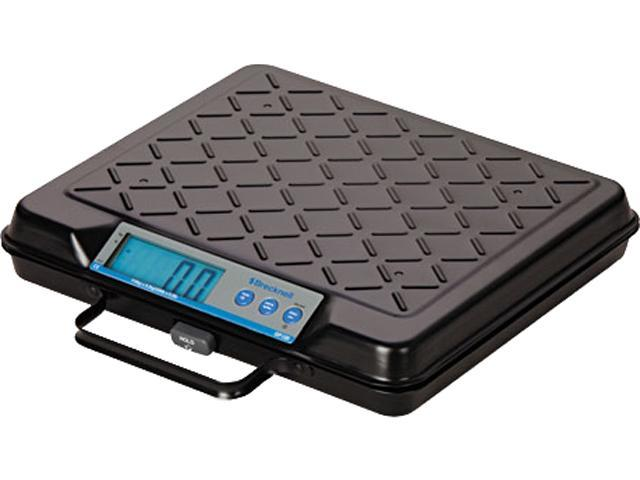 Salter Brecknell GP100 Portable Electronic Utility Bench Scale, 100lb Capacity, 12 x 10 Platform