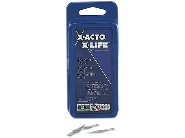 X-ACTO X611 #11 Bulk Pack Blades for X-Acto Knives, 100/Box