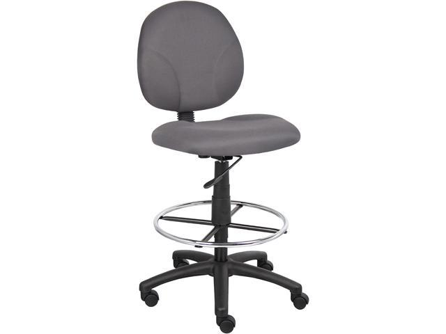 BOSS Office Products B1690-GY Drafting Stools